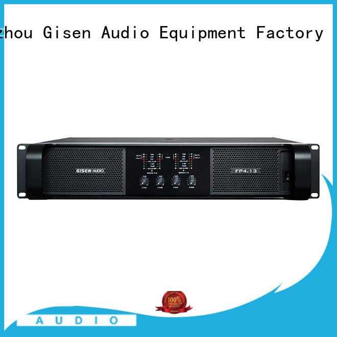 Gisen quality assurance hifi amplifier get quotes for various occations