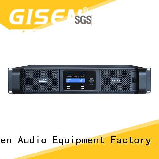 guangzhou class d amplifier digital manufacturer for entertaining club