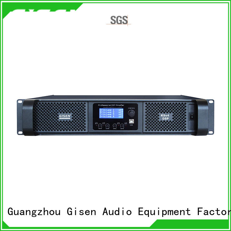 professional 1u amplifier manufacturer