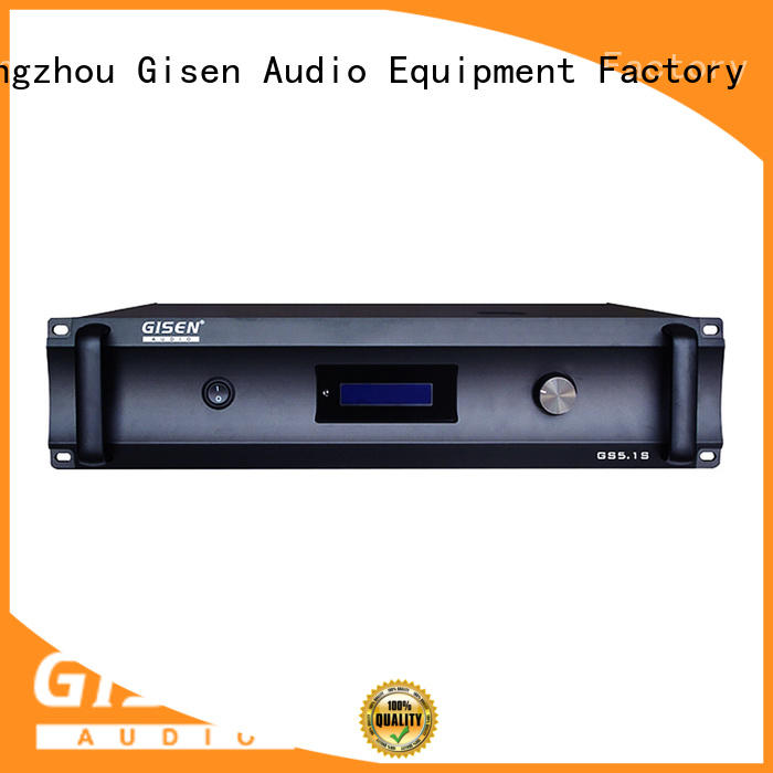 Gisen oem odm 2 channel home stereo amplifier great deal for home theater