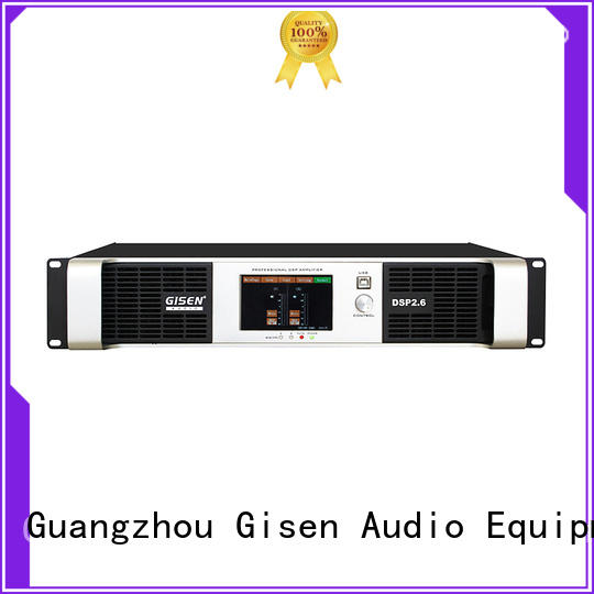 Gisen power homemade audio amplifier factory