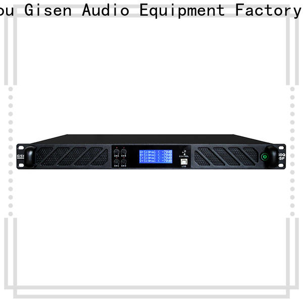 Gisen multiple functions desktop audio amplifier factory for various occations