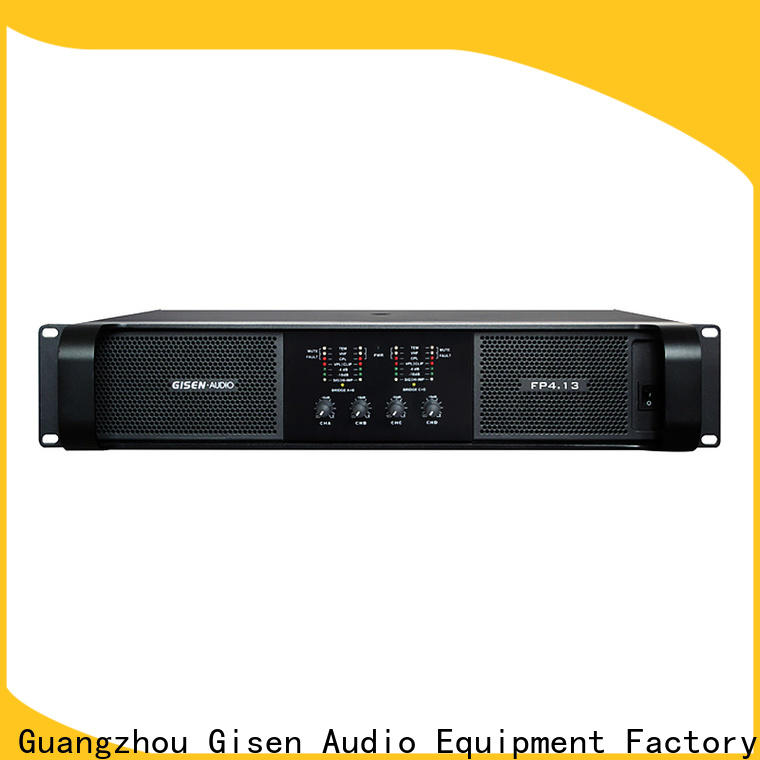 Gisen unreserved service best power amplifier get quotes for various occations