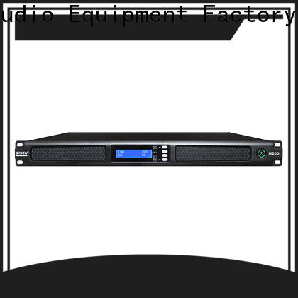 new model audio amplifier 2channel manufacturer for performance