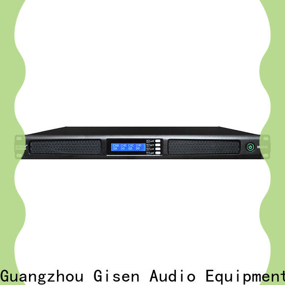 new model sound amplifier digital series for entertainment club