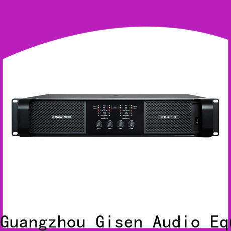 unbeatable price stereo amplifier 4x1300w one-stop service supplier for performance