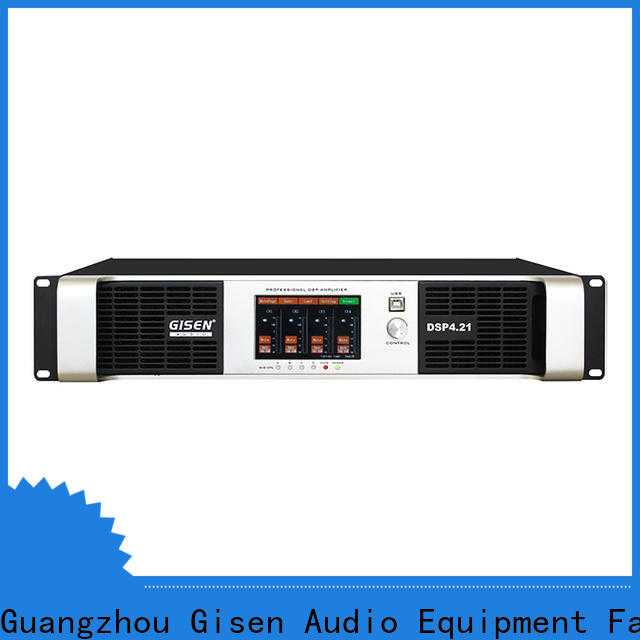 Gisen german direct digital amplifier supplier for various occations