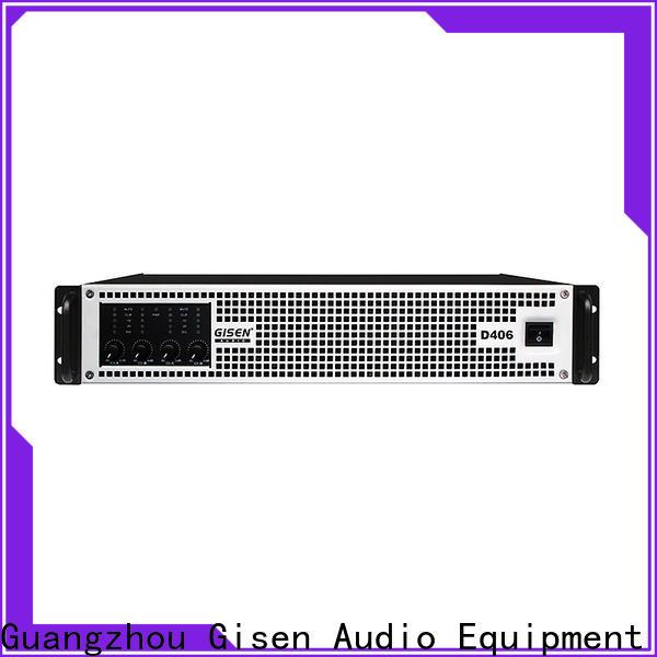 advanced home stereo power amplifier digital manufacturer for ktv