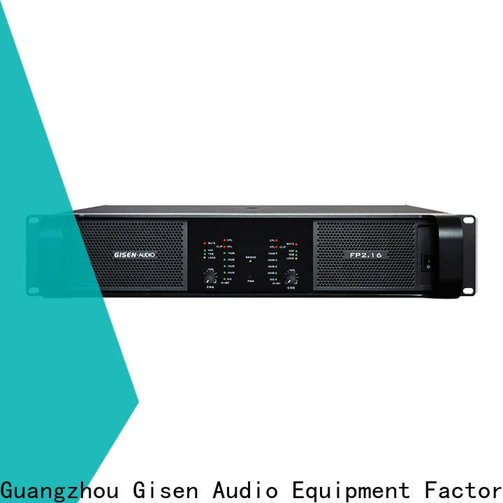 Gisen unreserved service class td amplifier source now for night club