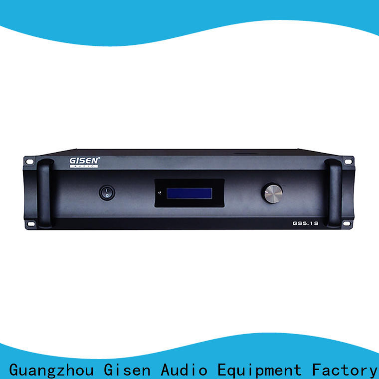 oem odm 4 channel amplifier home digital supplier for ktv
