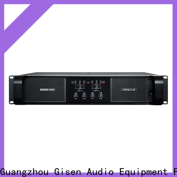 Gisen power best power amplifier get quotes for night club