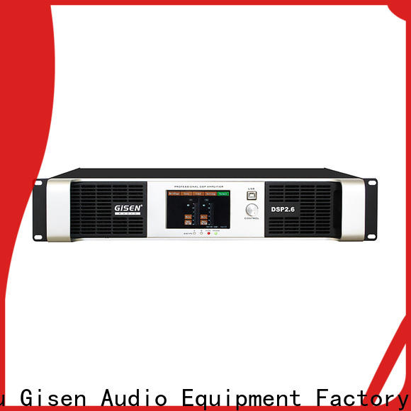 Gisen 8ohm amplifier power factory for performance