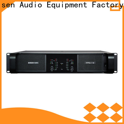 Gisen popular power amplifier class td get quotes for performance