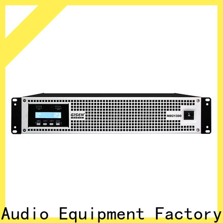 Gisen transformer stereo amp sale price for performance