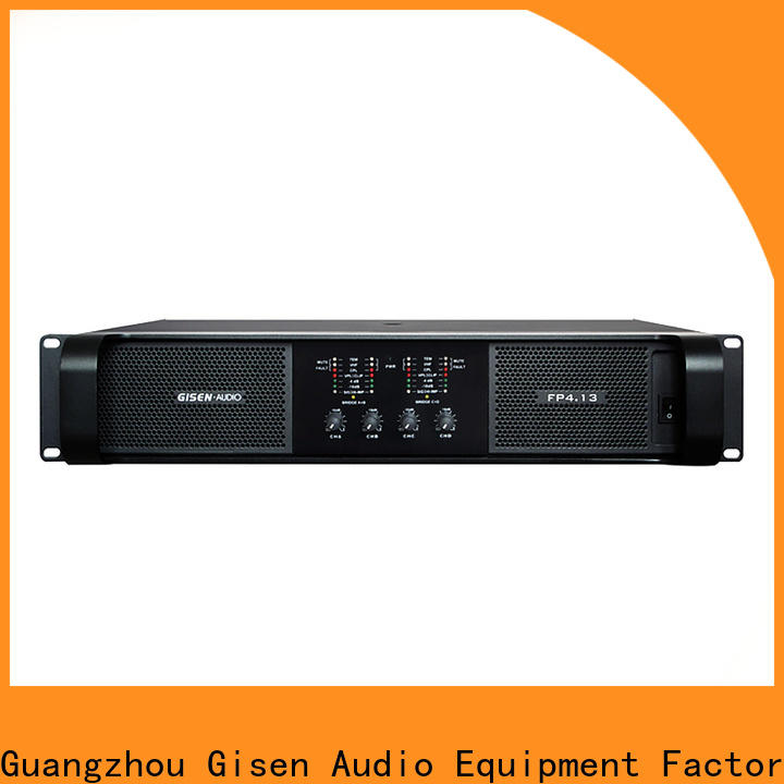 Gisen power class td amplifier get quotes for performance