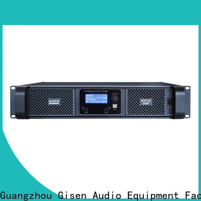 professional direct digital amplifier power factory for venue