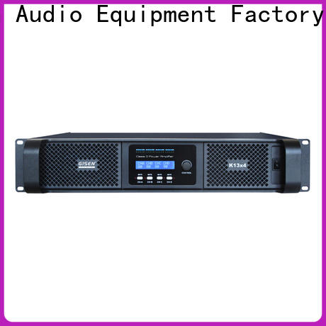 high efficiency class d amplifier full range fast delivery for entertaining club
