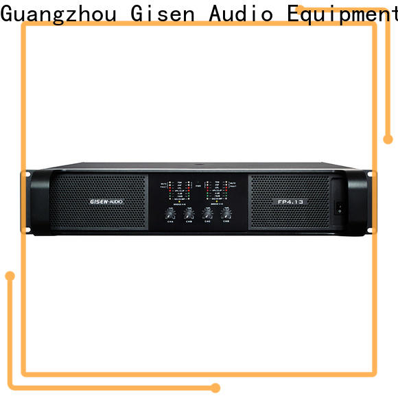Gisen unrivalled quality stereo amplifier source now for various occations