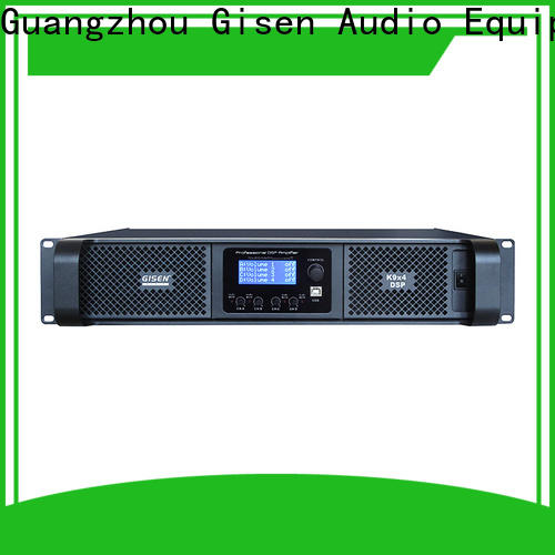 Gisen german homemade audio amplifier supplier for various occations