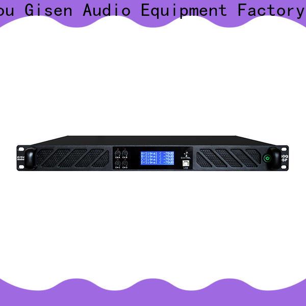 professional desktop audio amplifier german factory