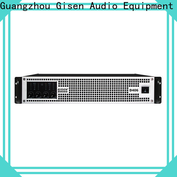 guangzhou dj amplifier 2100wx4 fast shipping for entertaining club