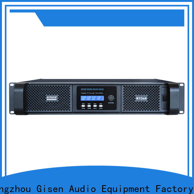 high efficiency class d audio amplifier digital fast delivery for stadium