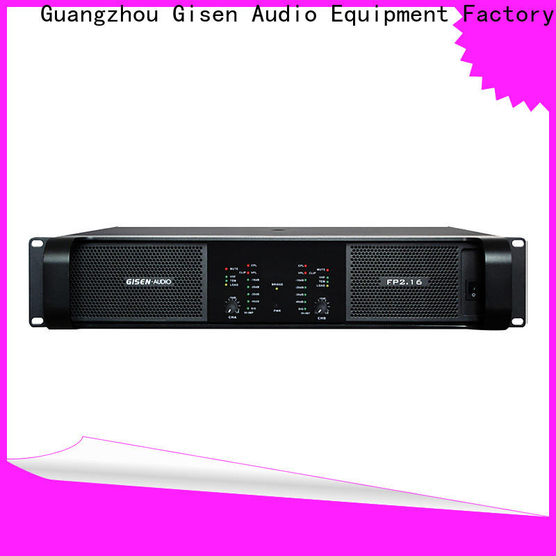 Gisen unrivalled quality class td amplifier get quotes for ktv