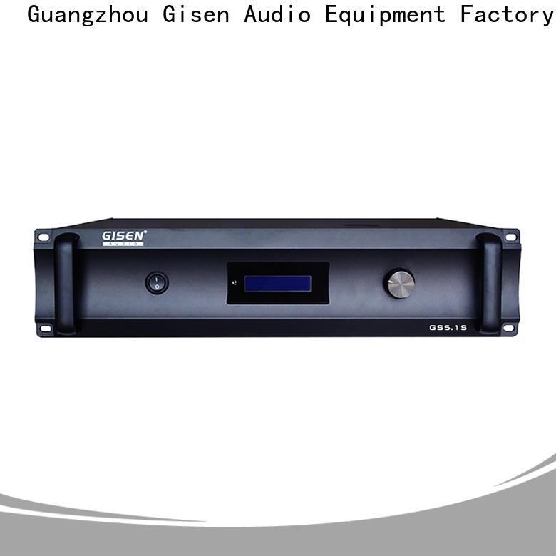 Gisen home best amplifier for home buy now for ktv