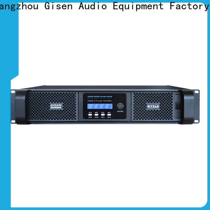 advanced best class d amplifier power wholesale for stadium