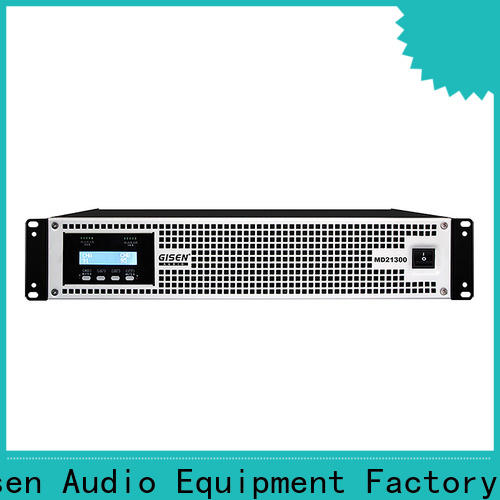 Gisen strict inspection audio system amplifier crazy price for performance