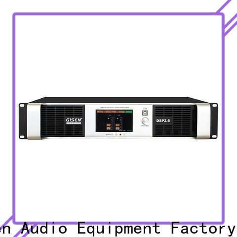 high quality studio amplifier 2100wx2 wholesale