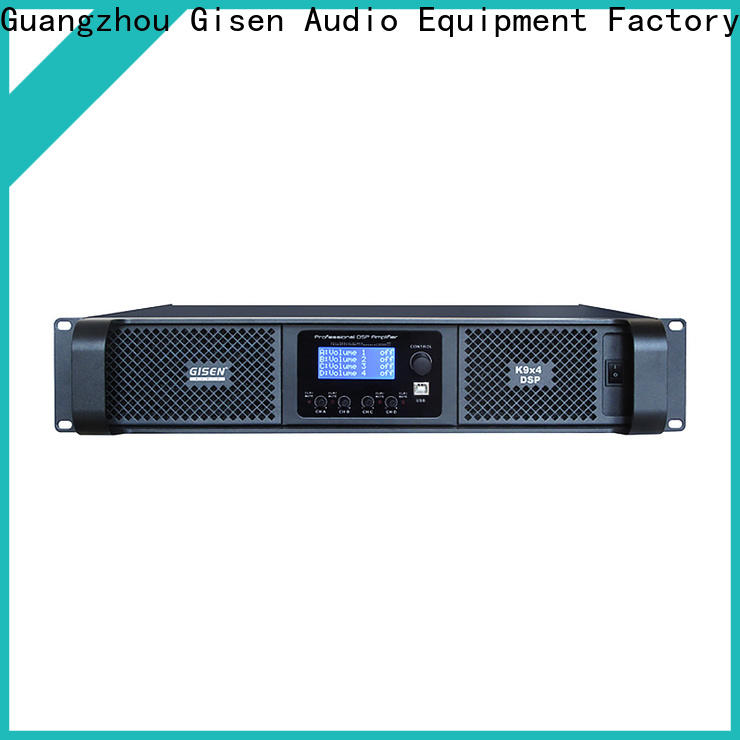 professional direct digital amplifier 4 channel manufacturer for various occations