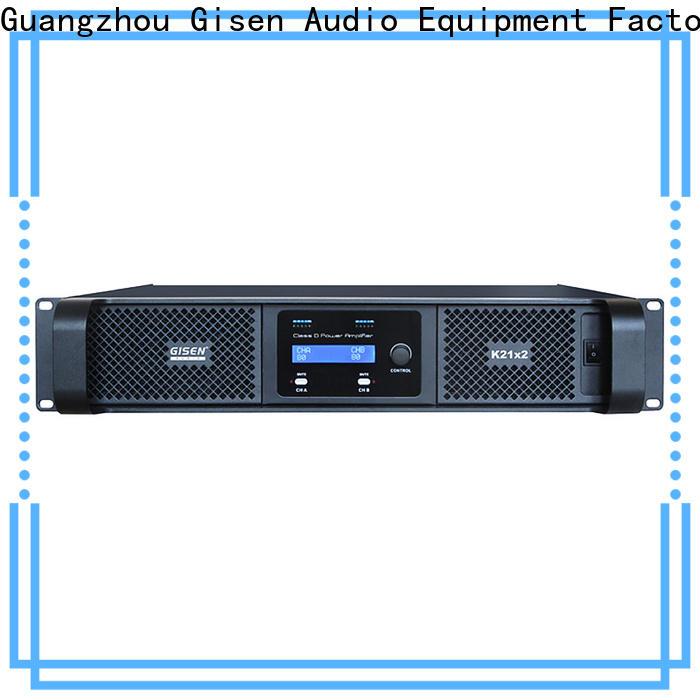 high efficiency sound digital amplifier digital supplier for entertaining club