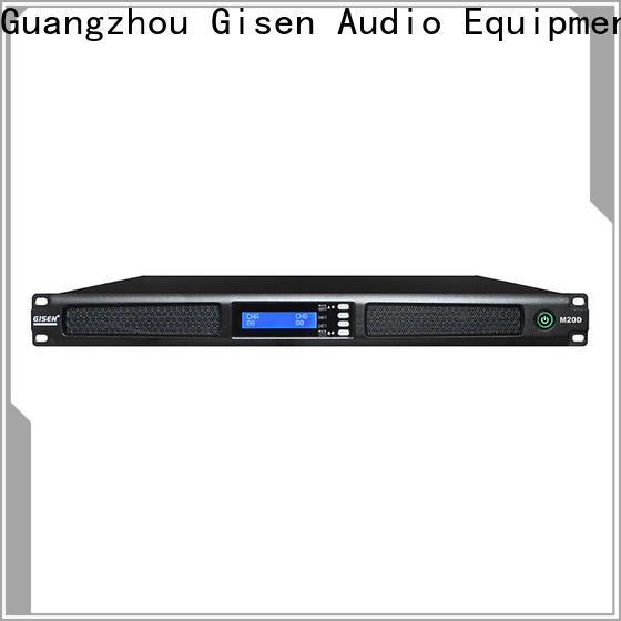 new model power amplifier 1u series for venue