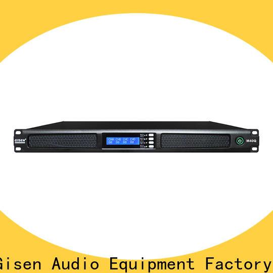 new model power amplifier digital supplier for performance