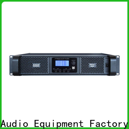 Gisen power audio amplifier pro factory