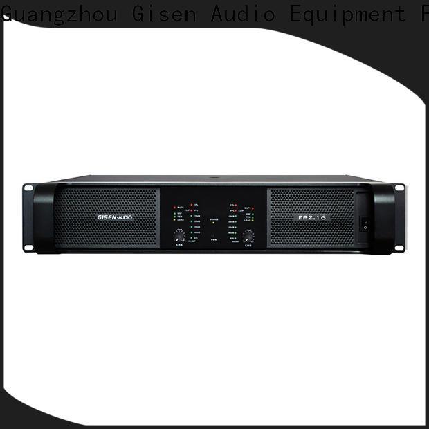 Gisen power amplifier for home speakers source now for ktv