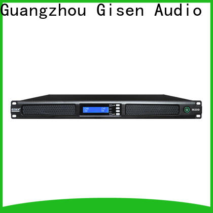 new model digital power amplifier 2channel series for entertainment club
