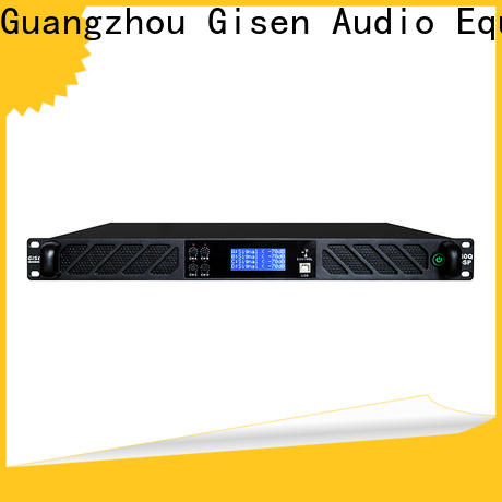 Gisen amplifier amplifier sound system wholesale for stage