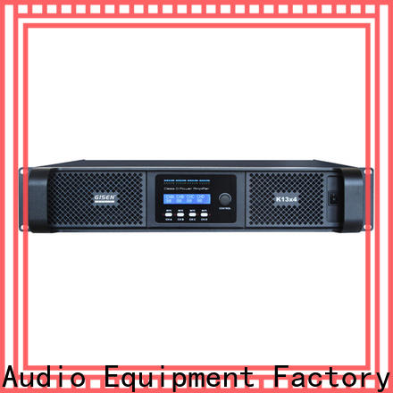 guangzhou home stereo power amplifier 8ohm fast shipping for performance