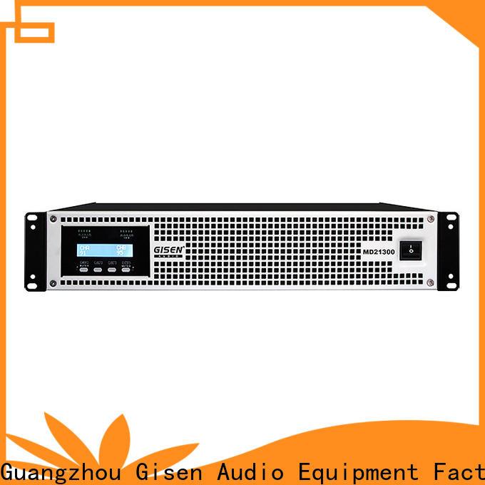 Gisen strict inspection pa system amplifier terrific value for ktv