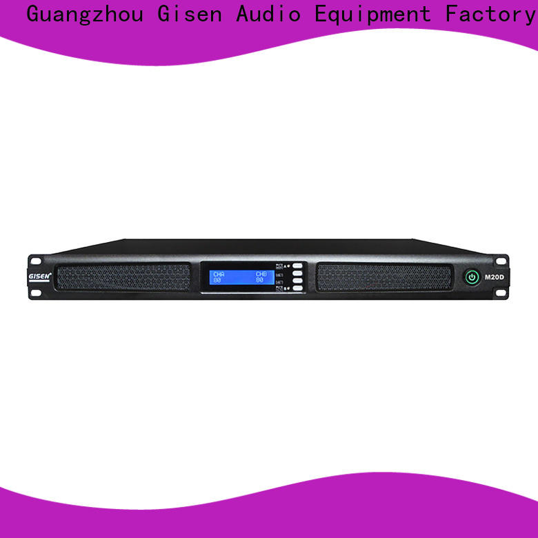 new model sound amplifier amplifier wholesale for entertainment club
