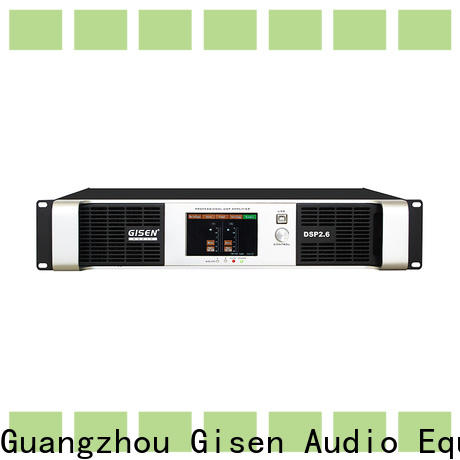 high quality best power amplifier in the world power manufacturer for performance