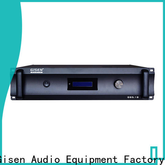 Gisen durable home theatre power amplifier order now for home theater