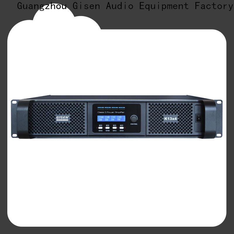 guangzhou class d amplifier 2100wx2 fast shipping for entertaining club