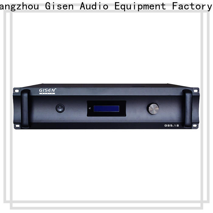 Gisen digital stereo audio amplifier fair trade for indoor place