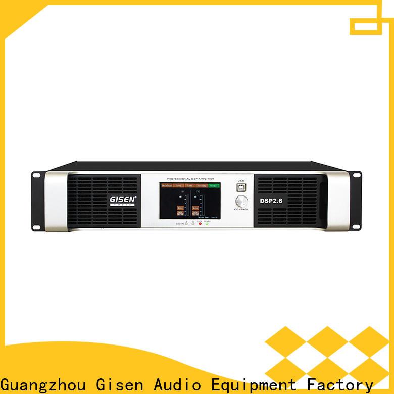 high quality multi channel amplifier amplifier wholesale for venue