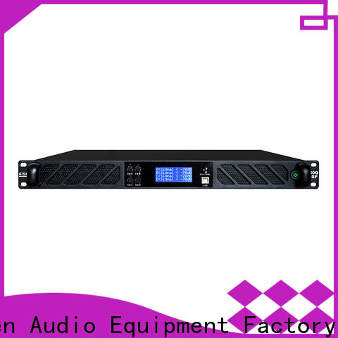 high quality dj power amplifier power supplier for performance
