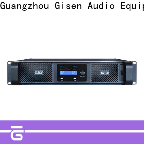 Gisen class class d amplifier fast delivery for performance