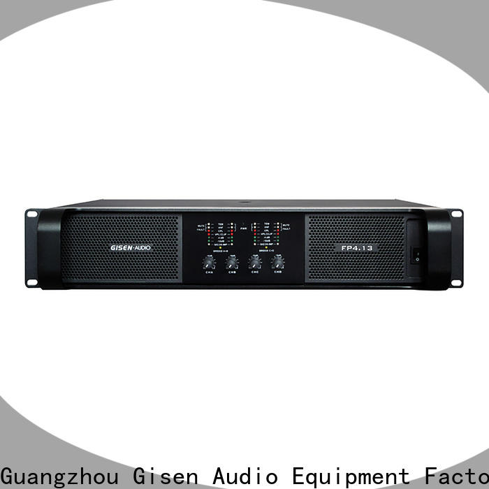 Gisen unrivalled quality home audio amplifier get quotes for various occations